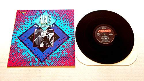(ABC How To Be A Zillionaire - Mercury Records 1985 - Used Vinyl 12 Inch Single Record - 1985 Pressing - Nickle And Dime Mix - Bond Street Mix - Tower Of London Extended Mix)