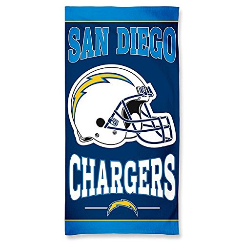 San Diego Chargers Bedding - 5