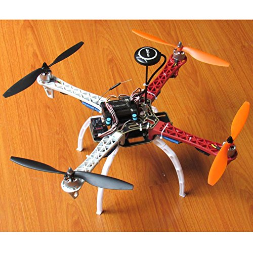 Hobbypower ATF DIY F450 Quadcopter Kit With APM2.8 Flight Control + NEO-7M GPS + 920KV Motor +Simonk 30A ESC + 1045 Props
