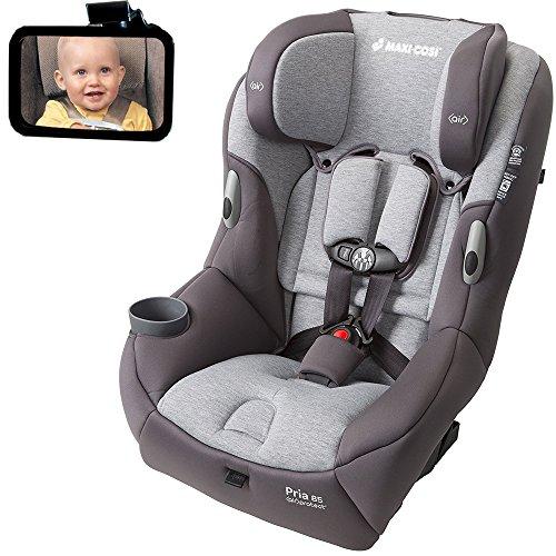 Maxi-Cosi CC121CTFK Pria 85 Convertible Car Seat – Loyal Grey With Mirror