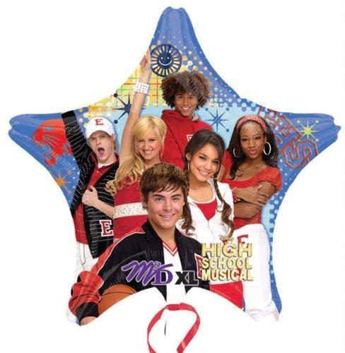 Disney High School Musical Star Mylar