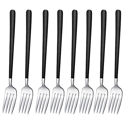 18 8 stainless flatware - 8