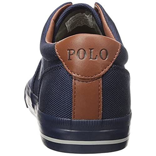 Ralph New Pique Lauren Navy Fashion Vaughn Nylon Polo Sk Leather Vlc toshQCBdxr