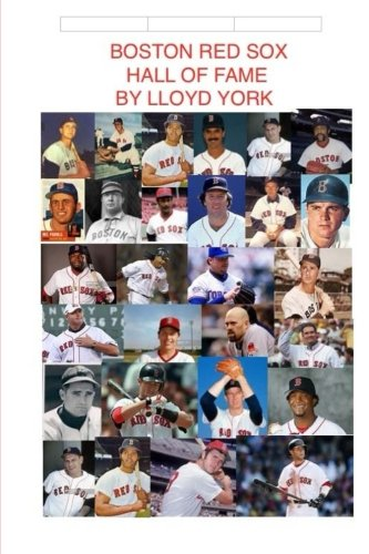 Download Boston Red Sox, Hall of Fame PDF