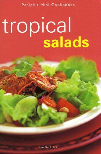 Amazon Mini Tropical Salads Periplus Mini Cookbook Series
