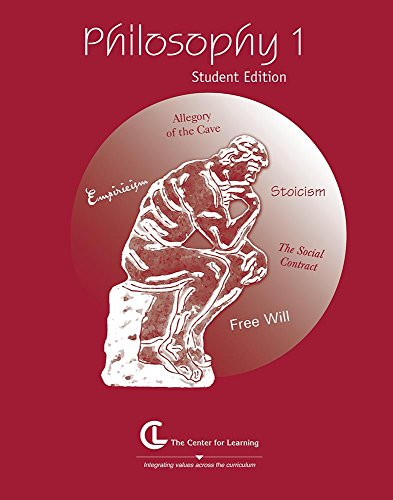 Philosophy Book 1: Student Book PDF