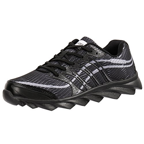 ALEADER Women's Running Shoes Fashion Walking Sneakers New Black ( Quality Upgrade )