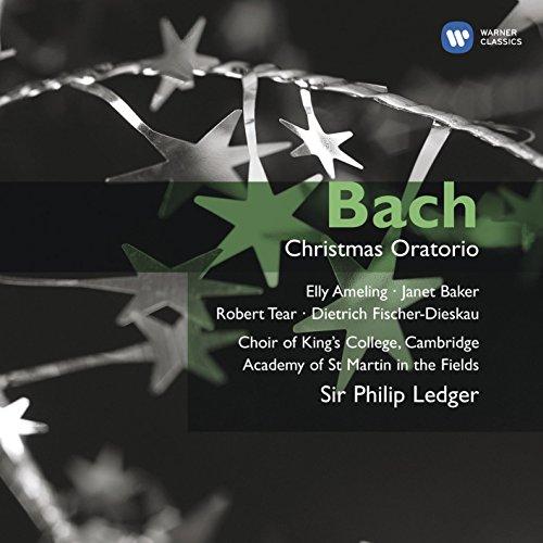 "Christmas Oratorio, BWV 248, Pt. 2: Cantata for the Second Day of Christmas, No. 12 Chorus ""Ehre sei Gott in der Höhe"""