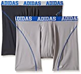 adidas Mens Sport Performance ClimaCool Boxer Underwear (Pack of 2)