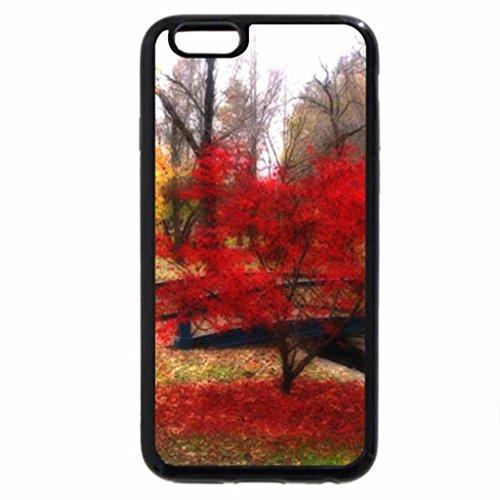 iPhone 6S / iPhone 6 Case (Black) Path of Paradise