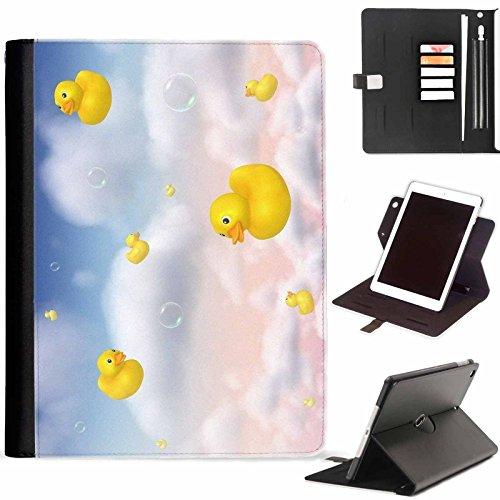 Hairyworm Rubber ducks in clouds Apple iPad Air 2, iPad 6...