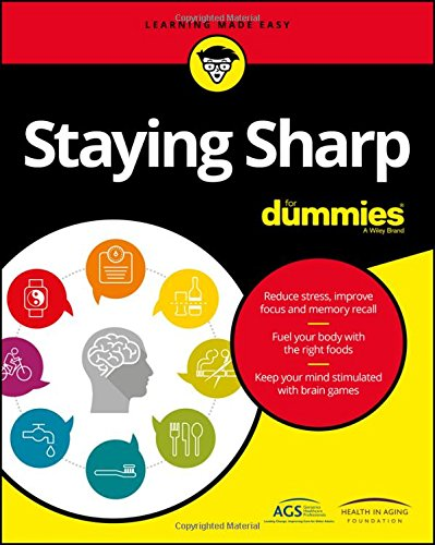 Staying Sharp For Dummies by For Dummies