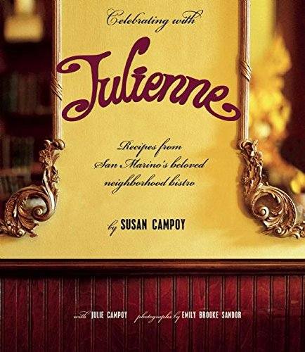 Celebrating with Julienne by Susan Campoy