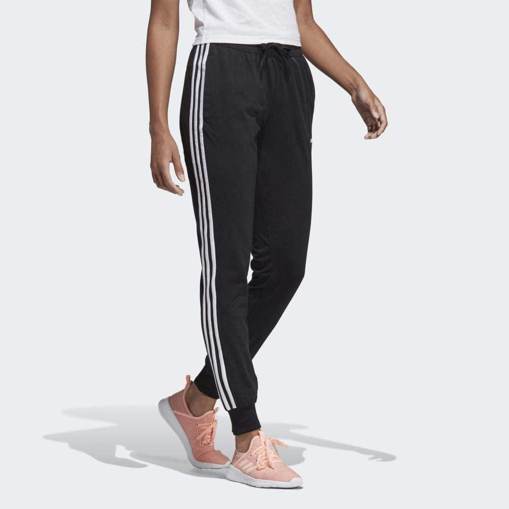 adidas Damen Trainingshose Essentials 3-Streifen Sj