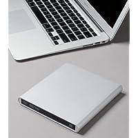 SEA TECH 1 Disco USB externo de aluminio Archwon + Rw, RW Super Drive para Apple-MacBook Air, Pro, iMac, Mini