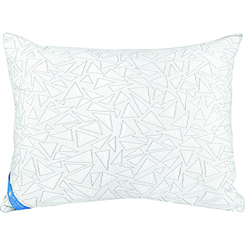 MyTemp-Personalized-Comfort-Evercool-Pillow-with-Rapidcool-Cooling-Technology-StandardQueen-White