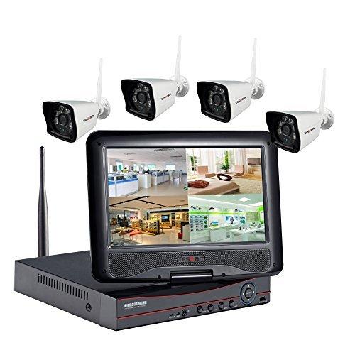 Dericam Wireless Outdoor Security Camera 1080P@30fps Full HD