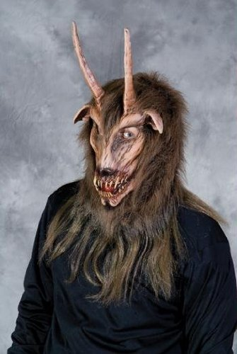 Zagone Got Your Goat Mask, Goat Creature, Horned Animal]()