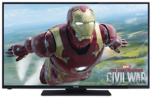 Telefunken XF39A300 99 cm (39 Zoll) Fernseher (Full HD, Triple Tuner, Smart TV) schwarz