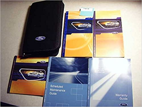 2003 ford mustang owners manual ford amazon books publicscrutiny Images