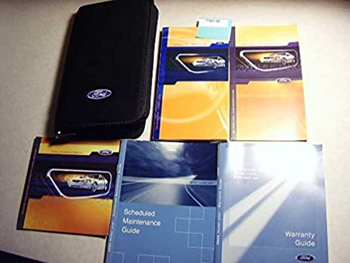 2003 ford mustang owners manual ford amazon com books rh amazon com 2003 ford mustang gt owners manual 2003 ford mustang base owner's manual