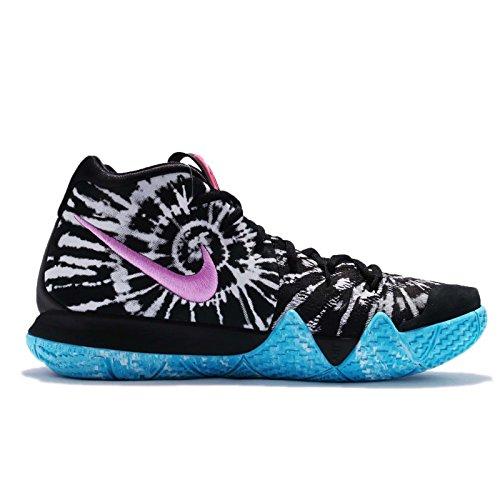 Nike Mens Kyrie 4 Als Ep, Zwart-wit Zwart-wit