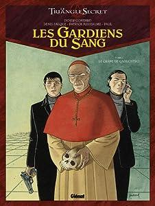 """Afficher """"Le triangle secret n° 1 Le crâne de Cagliostro"""""""