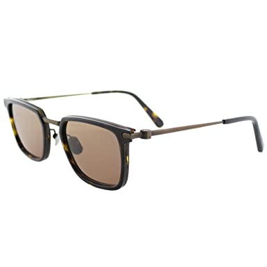 2531b557db Amazon.com  Sunglasses Brioni BR0010S BR 0010 10S S 10 003 AVANA ...