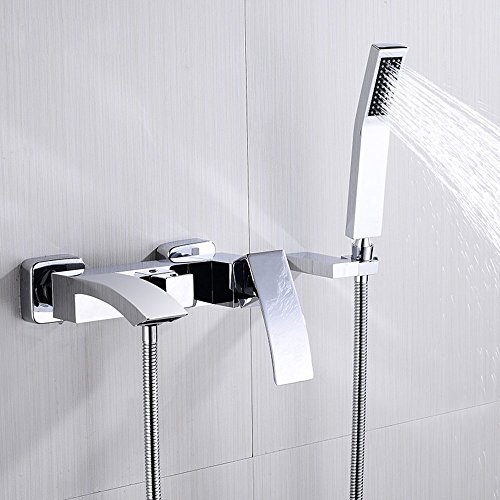 in wall waterfall faucet - 8