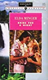 Bride for a Night, Elda Minger, 0373164696
