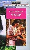 Bride for a Night, Elda Minger, 0373164696