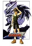 Mobile Suit Gundam Wing White TV Poster Print - 24x36 Poster Print, 24x36