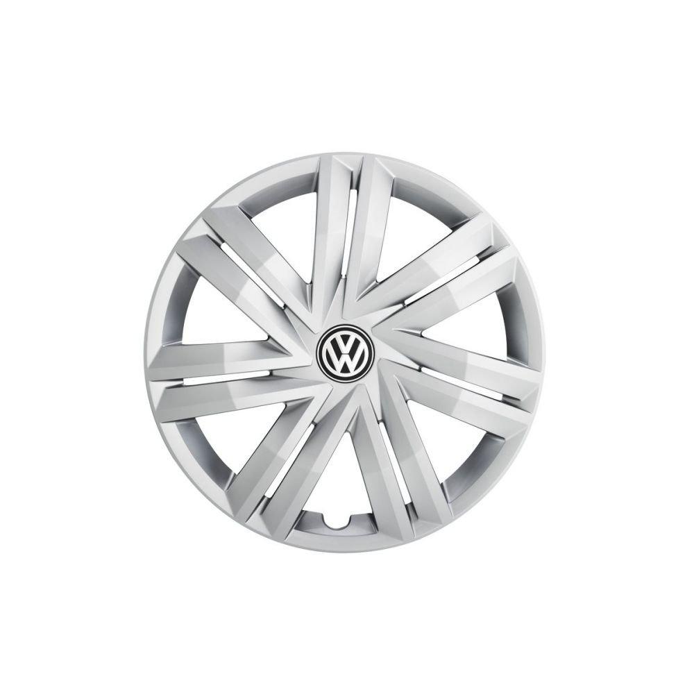 4/Pieces Wheel Trims Caps Covers Brilliant Silver Volkswagen 2G0071454/Hub Caps 14/Inch Wheel Trims Set