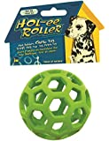 JW Pet Company Hol-ee Roller Dog Toy, 5-Inches, Colors Vary