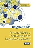 capa de Psicopatologia e Semiologia dos Transtornos Mentais
