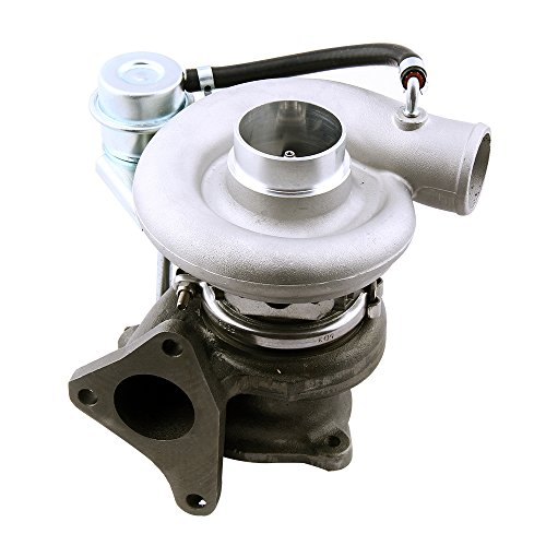 20G Turbo Turbocharger for Subaru Impreza WRX 02 03 04 05 06 STI EJ20 EJ25 420HP Turbocharger ()