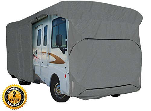 Class A RV Motorhome Camper Cover Covers 30' - 33' 2Y Warranty -
