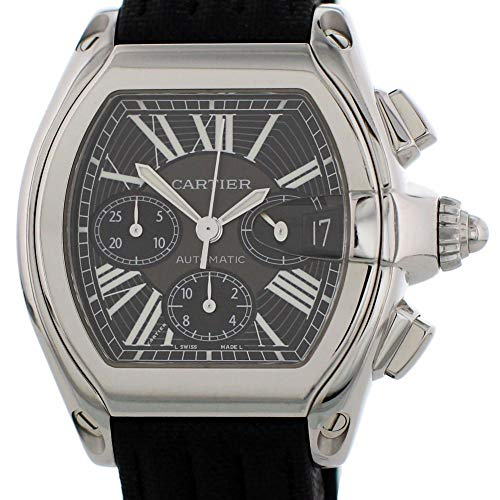 - Cartier Roadster Automatic-self-Wind Male Watch 2618 (Certified Pre-Owned)