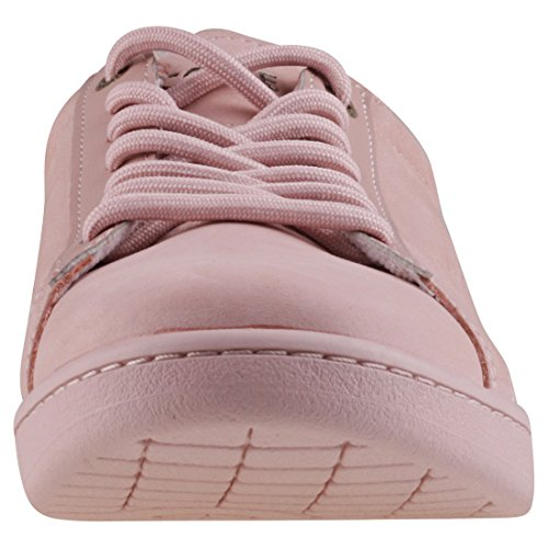 Zapatillas Rosa Lacoste Light Mujer Carnaby Evo qvRwRS