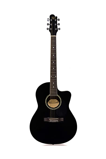 21a29781330 KAPS ST - 10AC, 6-Strings, Acoustic Guitar: Amazon.in: Electronics
