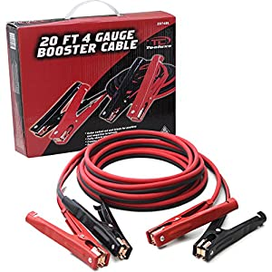 OxGord Booster Cable