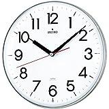 SEIKO CLOCK ( Seiko clock ) wall clock stylish design radio clock twin -Pas KX301H