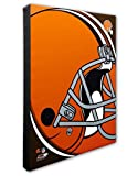 Photo File Cleveland Browns Team Logo Canvas Print Picture Artwork 16x20 NFL OH