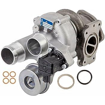 BuyAutoParts Turbo Kit W/OEM BorgWarner Turbocharger & Gaskets For Mini Cooper Clubman Countryman - BuyAutoParts 40-80194OK New