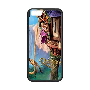"[H-DIY CASE] For Apple Iphone 6,4.7"" screen -Princess Tangled-CASE-1"