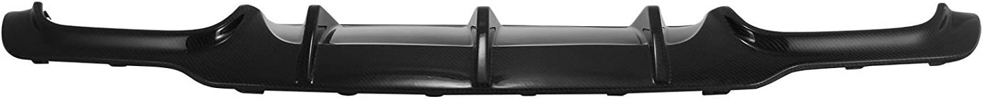 Bestauto Carbon Fiber Sport Rear Wing Fit for Mercedes Benz Carbon Fiber Rear Spoiler Fit for W204 C63 Carbon Fiber Rear Wing Trunk Spoiler for Year 12-14