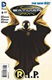 Image of Batman Incorporated #8 RIP The Death of Robin Damian Wayne First Printing