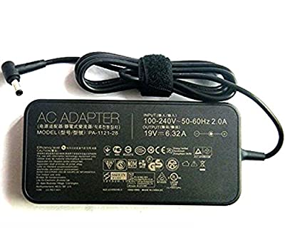 120w Power Adapter Charger for Asus Rog Gl551 Gl551jm Gl551jm Gl771jm G551jm G741jm G771jm G771jm G56jk N550jx