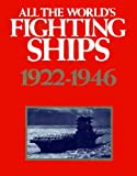 All the World's Fighting Ships, 1922-1946, Conway Maritime Editors, 0831703032