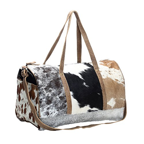 Myra Bag Cowhide & Leather Travel Bag ()